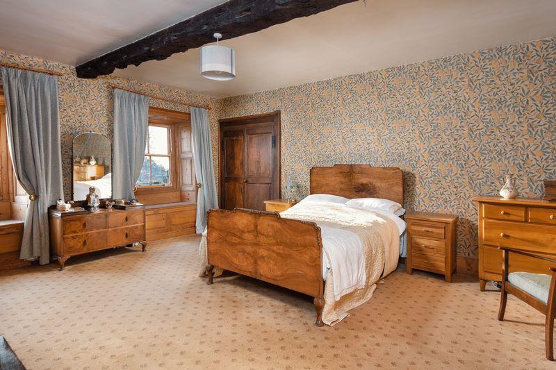Bedroom, Dufton Hall