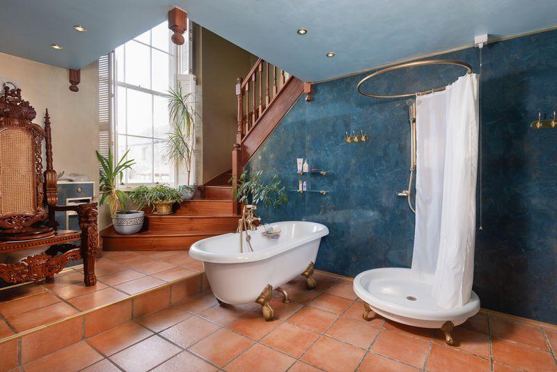 Bathroom, Dufton...