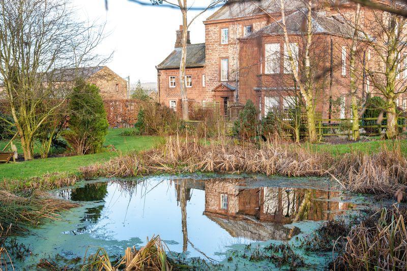 Garden, Dufton Hall