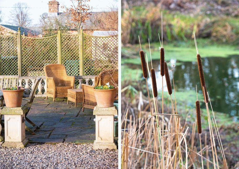 Garden detail,...