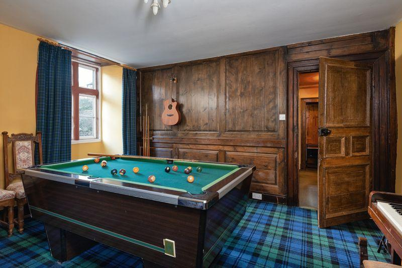 Games Room, Dufton