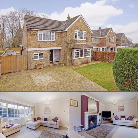 4 bedroom detached house for sale - Hanover Way, Burley in Wharfedale