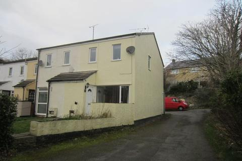 3 bedroom semi-detached house for sale - Bull Bay Road, Amlwch