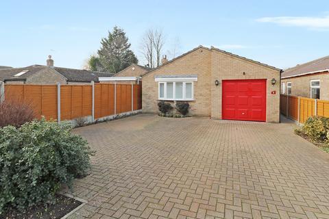 3 bedroom detached bungalow for sale - Tiverton Way, Cambridge