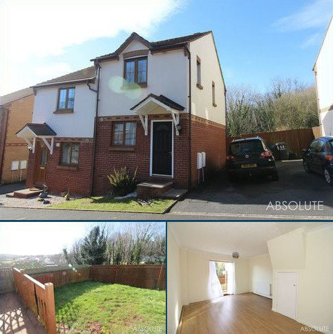 2 bedroom semi-detached house to rent - Windward Road, Torquay