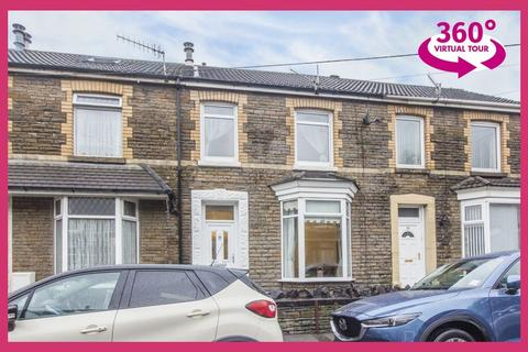 3 bedroom terraced house for sale - Geoffrey Street, Neath - REF#00005777 - View 360 Tour At: http://bit.ly/2DpVLca