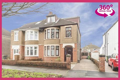 4 bedroom semi-detached house for sale - St. Anthony Road, Cardiff - REF# 00005989 - View 360 Tour at http://bit.ly/2FMKa8r