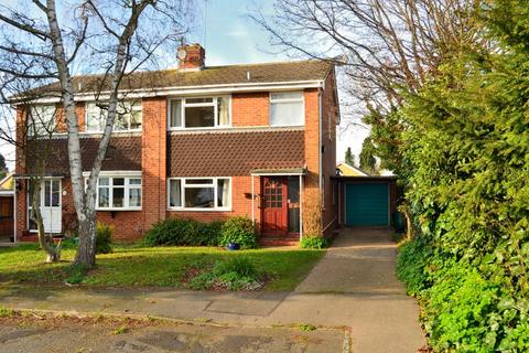 3 bedroom semi-detached house to rent - Fowler Close, Reading