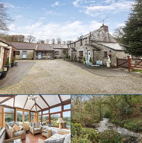 4 bedroom detached house for sale - Keybridge, Bodmin, Cornwall, PL30