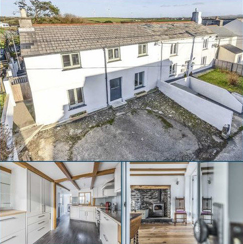 2 bedroom semi-detached house for sale - Medrose Street, Delabole, Cornwall, PL33