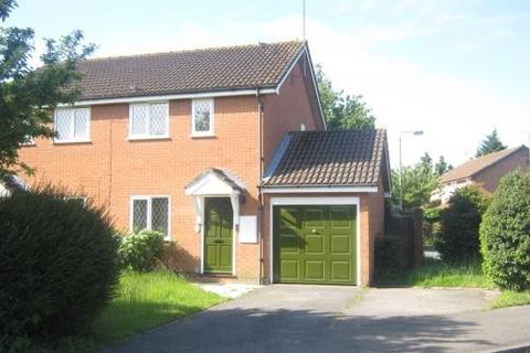 2 bedroom semi-detached house to rent - Doddington Close, Lower Earley, Reading
