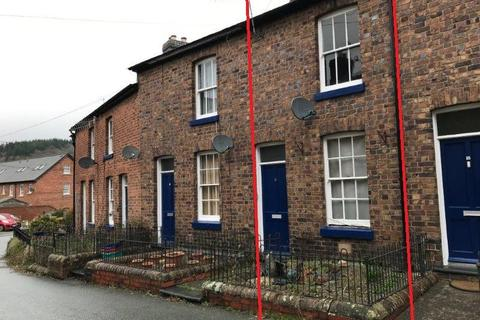 Terraced house for sale - Foundry Terrace, Llanidloes