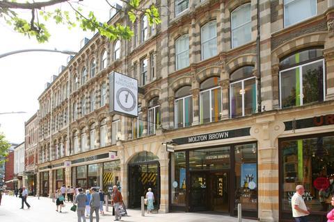 1 bedroom apartment for sale - David Morgan Apartments, City Centre, Cardiff