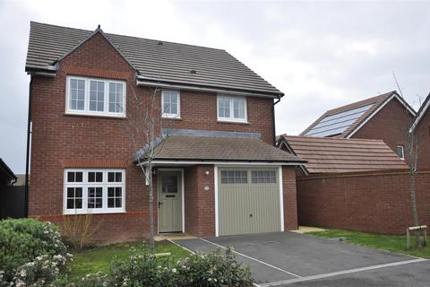4 bedroom detached house for sale - The Harringtons, Pinhoe
