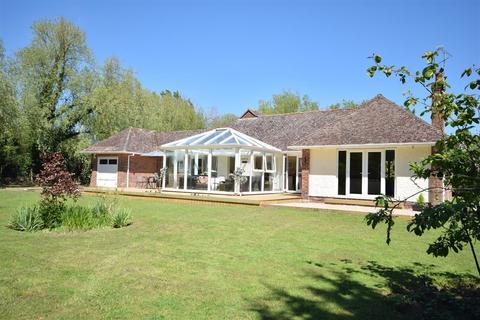 3 bedroom detached bungalow for sale - Canal Bank Pett Level Road, Pett Level
