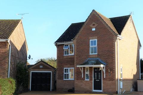 3 bedroom detached house for sale - 7 Blenheim Close, Skellingthorpe