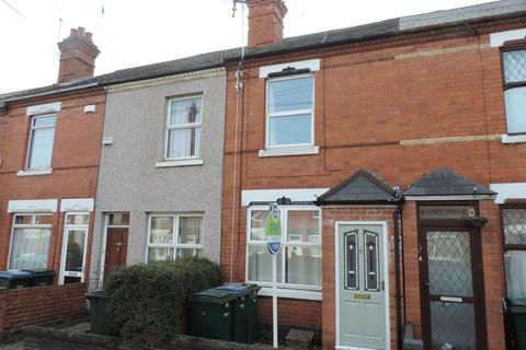 3 bedroom terraced house to rent - Broomfield Road, Earlsdon, Coventry