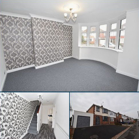 3 bedroom semi-detached house to rent - Arnold Avenue, Coventry