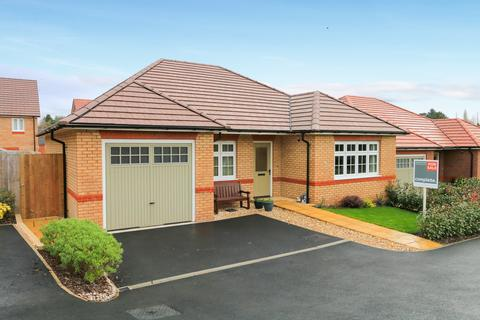3 bedroom detached bungalow for sale - Valerian Place, Newton Abbot