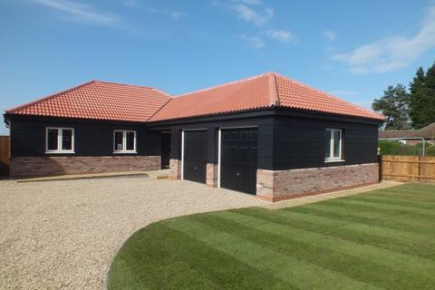 3 bedroom detached bungalow for sale - 72 Austendyke Road, Weston Hills, Spalding PE12 6BX