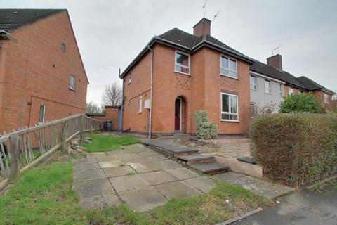 3 bedroom semi-detached house to rent - Thurlington Road, Leicester