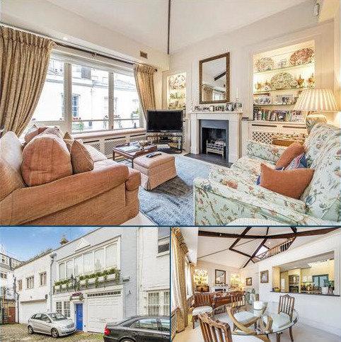 3 bedroom terraced house for sale - Buckingham Mews, Westminster, London, SW1E