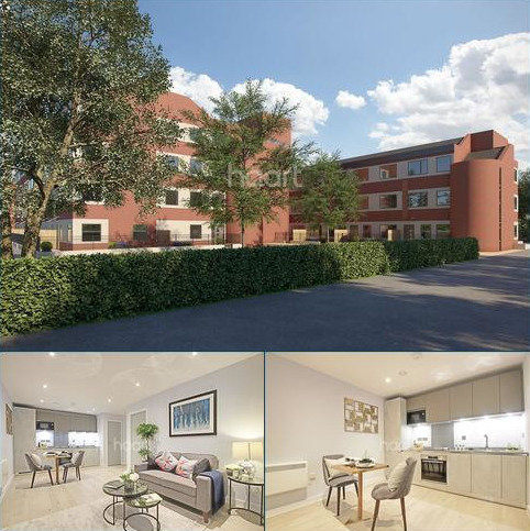1 bedroom flat for sale - Lime Tree Place, Collingwood Road, Witham