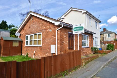 1 bedroom bungalow to rent - Freemantle   Trafalgar Road   UNFURNISHED