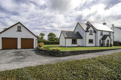 4 bedroom detached house for sale - Knelston, Reynoldston, Gower, Swansea, City & County Of Swansea. SA3 1AR