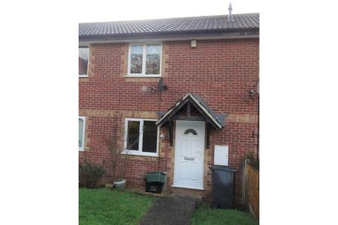 2 bedroom terraced house to rent - Spillers Close, ., Bridgwater