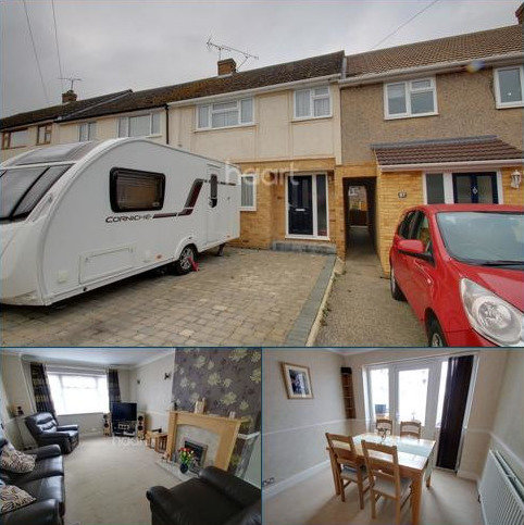 3 bedroom terraced house for sale - Heath Drive, Chelmsford