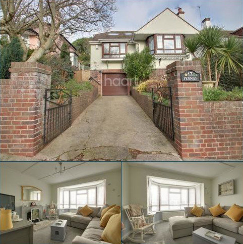 3 bedroom detached house for sale - Barcombe Road, Paignton
