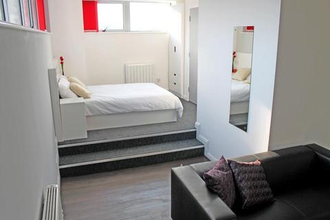 Studio to rent - 76 Milton Street Apartment 521, Victoria House, NOTTINGHAM NG1 3RB