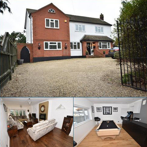 4 bedroom detached house for sale - Thundersley