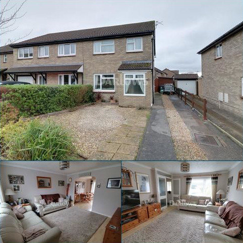 3 bedroom semi-detached house for sale - Percival Close, Thornhill, Cardiff, CF14