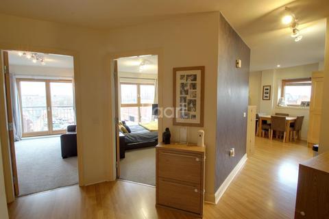 2 bedroom flat for sale - Burgess House, Sanvey Gate, Leicester