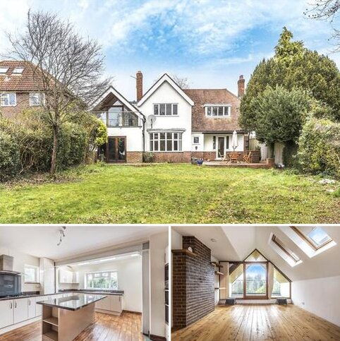 4 bedroom detached house to rent - Quarry Road, Winchester, Hampshire, SO23