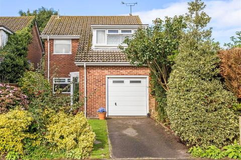3 bedroom detached house for sale - Callow Croft, Burbage, Marlborough, Wiltshire, SN8