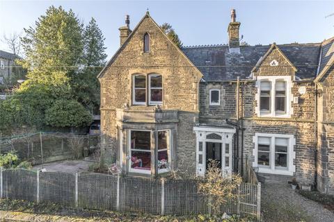 4 bedroom end of terrace house for sale - Denholme Road, Oxenhope, BD22