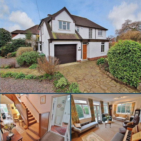 3 bedroom detached house for sale - Cyncoed Road, Cyncoed, Cardiff
