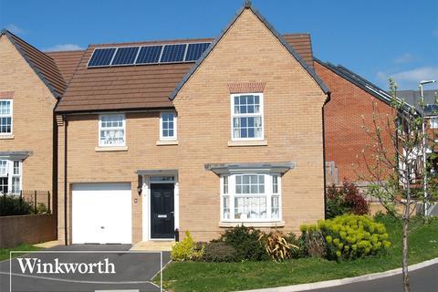 4 bedroom detached house for sale - Membury Crescent, Exeter, Devon, EX1