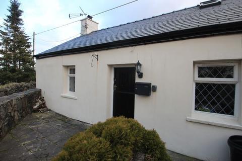 1 bedroom semi-detached house to rent - Waunfawr, Gwynedd