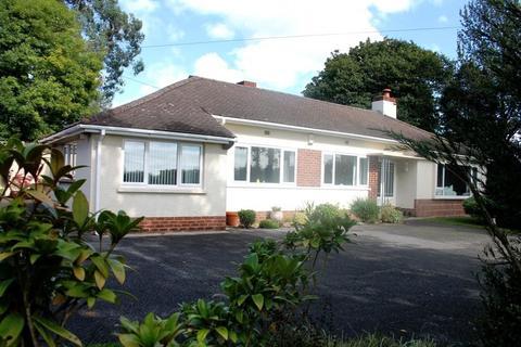 3 bedroom detached bungalow to rent - Higher Metcombe
