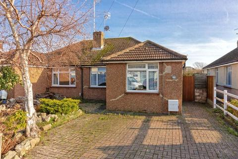 2 bedroom semi-detached bungalow for sale - Abbey Road, Lancing
