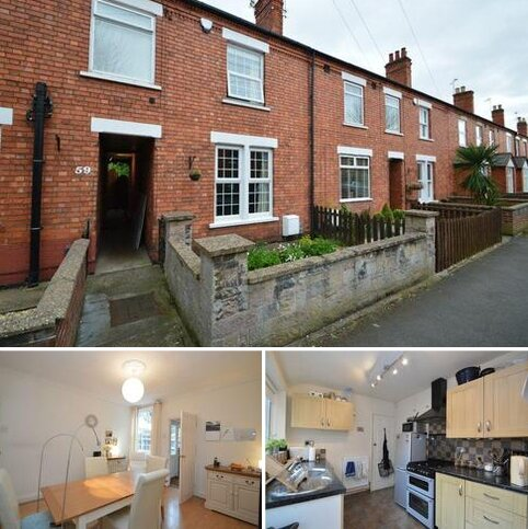 2 bedroom terraced house to rent - Lime Grove, Newark