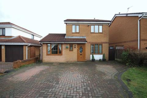 4 bedroom detached house for sale - REDFERN WAY, Norden, Rochdale OL11 5NZ