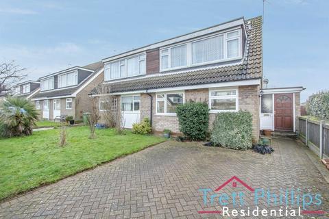 3 bedroom semi-detached house for sale - Millside, Stalham