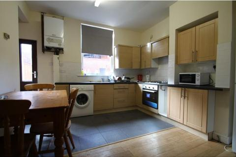 5 bedroom house to rent - 76 Club Garden Road, Sheffield