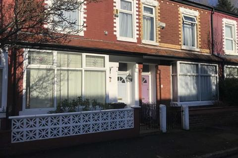 3 bedroom terraced house to rent - Bury Avenue, Manchester
