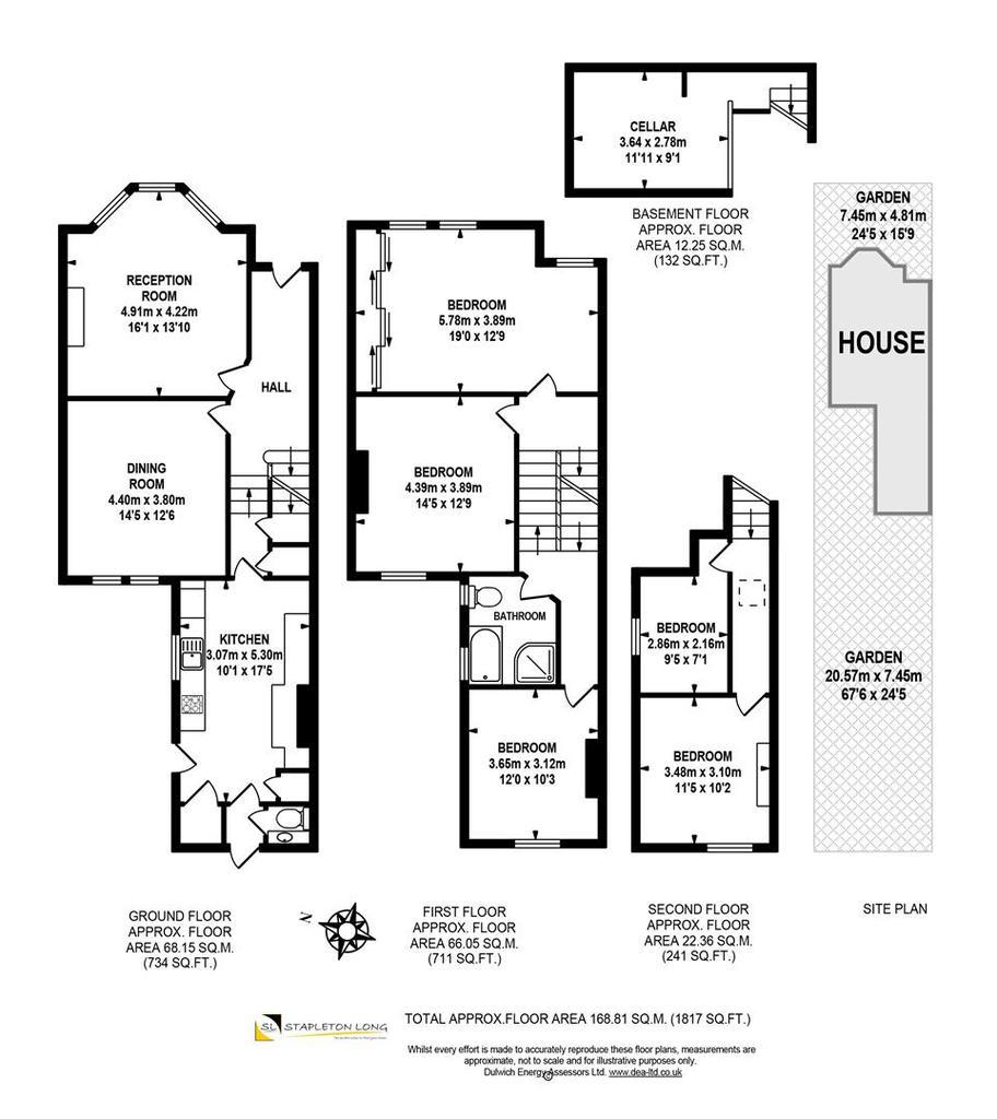 Floorplan: 7 Kingsmean Road plans.jpg